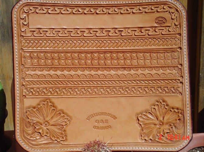 Tooling Designes G Amp E Leather